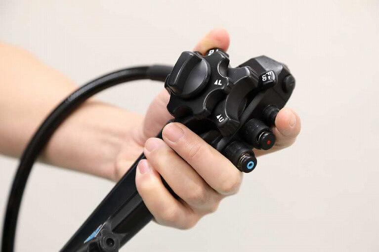 鎮静剤を使用した胃カメラ