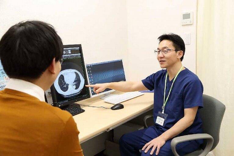 コミュニケーションを重視した「健康と安心が得られる診療」