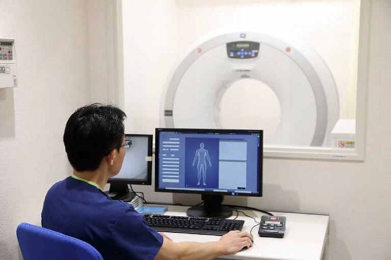 がん診療における「専門的検査と適切な治療のご提案」