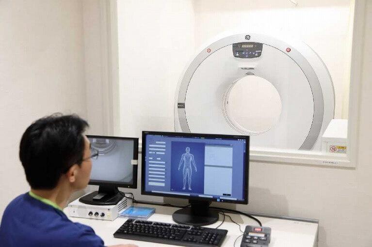 尼崎でCT検査が可能な人間ドックならにしおか内科クリニック