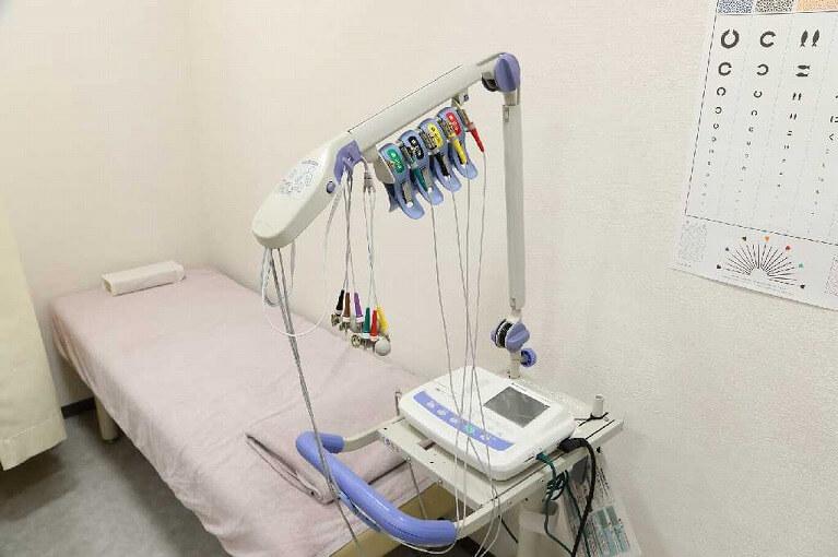 心電図検査|尼崎で人間ドックを行えるにしおか内科クリニック