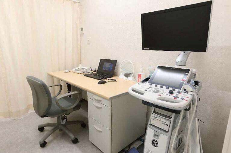 超音波検査|尼崎で人間ドックを行えるにしおか内科クリニック