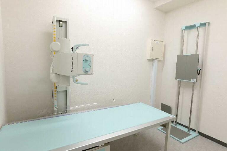 レントゲン検査|尼崎で人間ドックを行えるにしおか内科クリニック