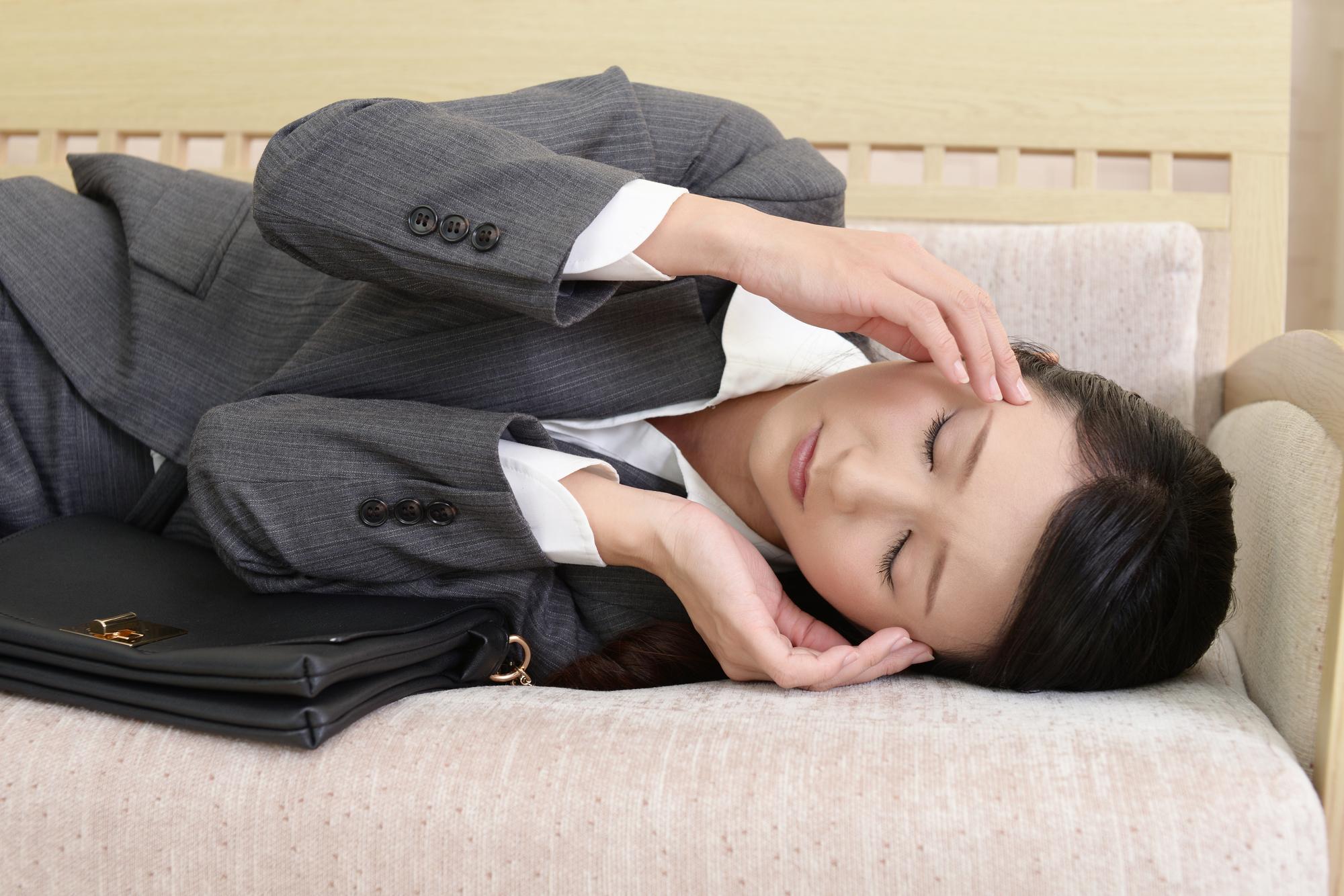 睡眠時無呼吸症候群の原因